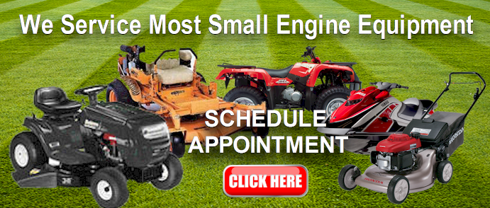 Schedule an Appointment with Mobile Mower Repair